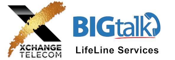 Xchange Telecom and BIGtalk LifeLine Services